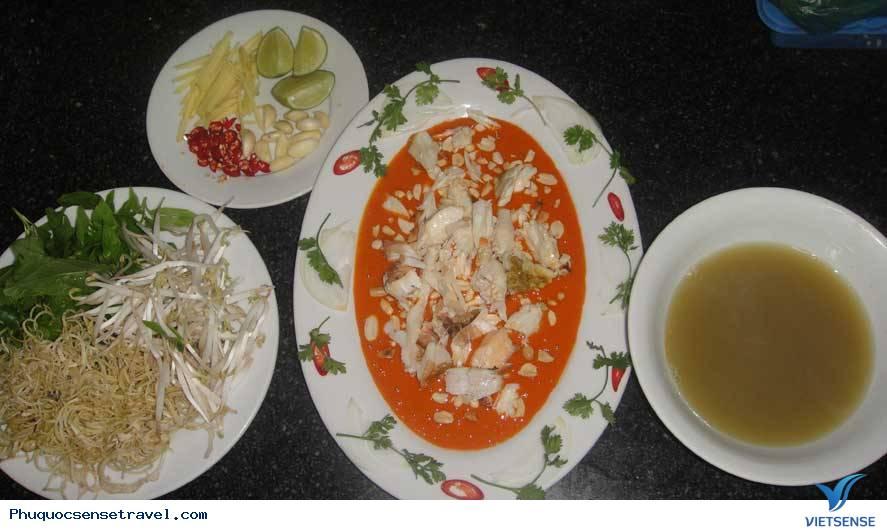 Những món ăn ngon hấp dẫn của đảo ngọc Phú Quốc