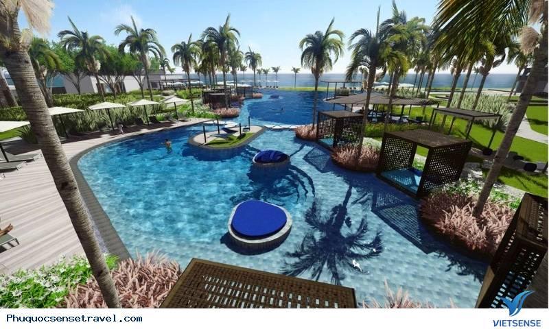 Resort ven biển Sol Beach House Phú Quốc