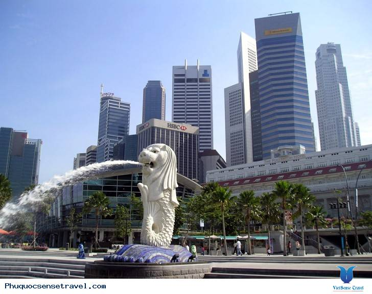 Saigontourist Mở Tour Liên Tuyến Phú Quốc Singapore