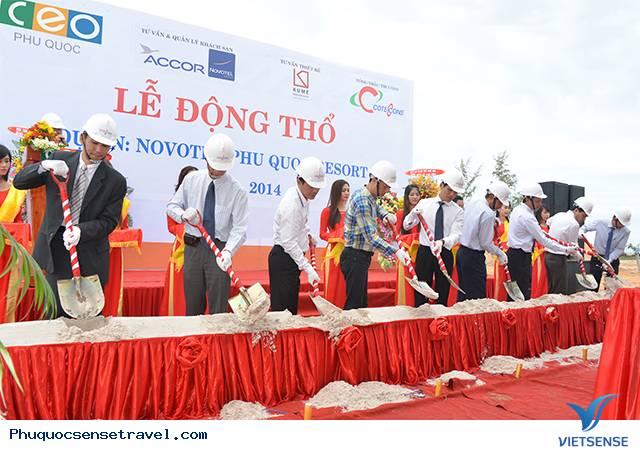 Tập Đoàn CEO Khởi Công Dự Án Novotel Phú Quốc
