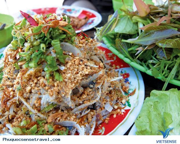 Thưởng thức những món ăn ngon tại Phú Quốc