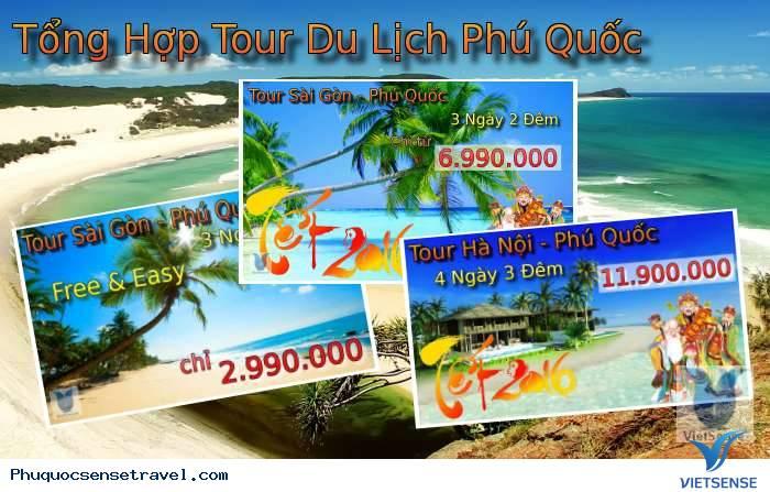 Tổng hợp các Tour Du Lịch Phú Quốc Hot đầu năm