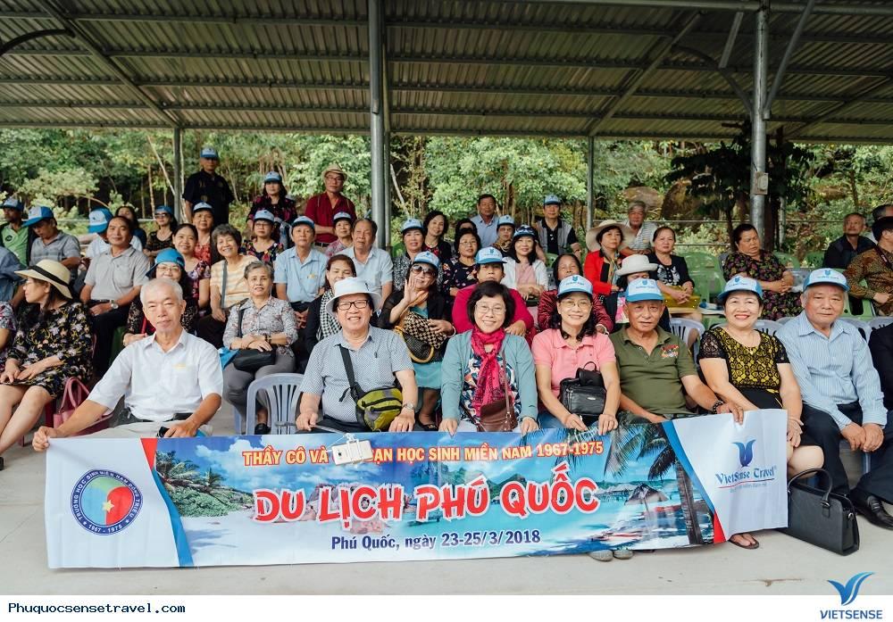 Tour Phú Quốc từ Hà Nội - Khuyến Mãi Mùa Thu Vàng