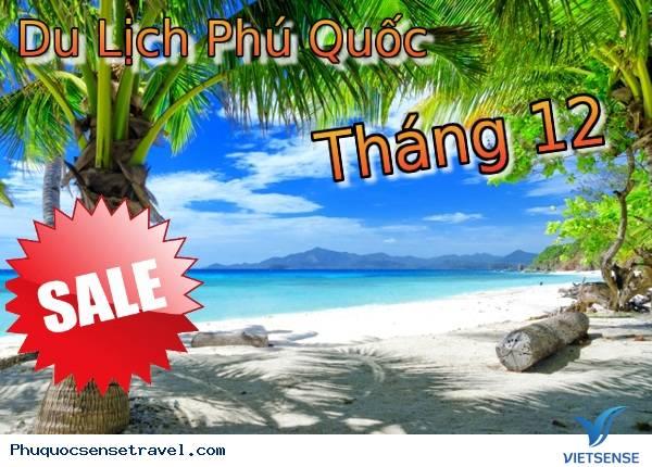 Tour Du Lịch Phú Quốc từ Hà Nội Tháng 12