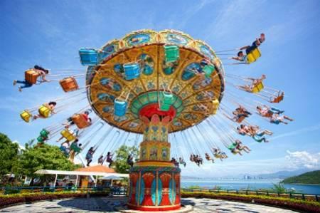 Tour Du Lịch Phú Quốc Vinpearlland 4 ngày 3 đêm