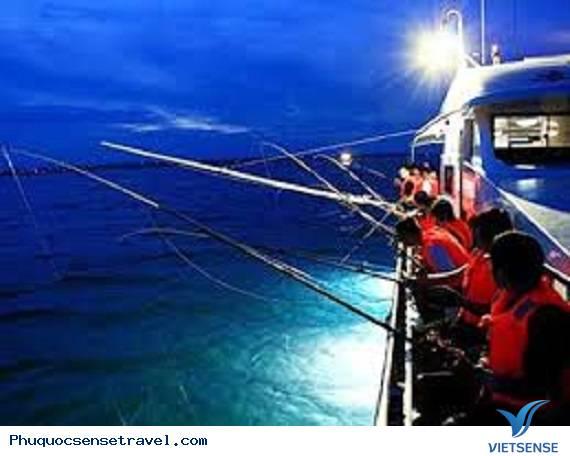 Tour Ngắm Hoàng Hôn Câu Mực Đêm Trên Đảo Phú Quốc