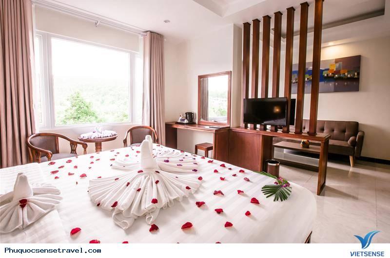Tour nghỉ dưỡng Ocean Pearl cao cấp 4 sao Phú Quốc