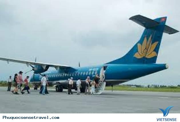 Vé máy bay Sài Gòn Phú Quốc tết dương lịch 2016
